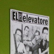 Revistas de música: EL ELEVATORE Nº0 WE ARE THE CLASH. Lote 206276982
