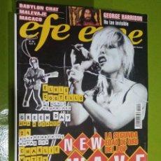 Revistas de música: REVISTA EFE EME Nº 35 ESPECIAL NEW WAVE. Lote 206278013