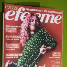 Revistas de música: REVISTA EFE EME Nº 49 LED ZEPPELIN. Lote 206278237