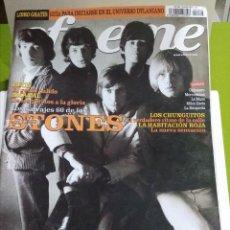 Revistas de música: REVISTA EFE EME Nº 66 ROLLING STONES. Lote 206281142