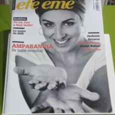 Revistas de música: REVISTA EFE EME Nº 75 AMPARANOIA. Lote 206281393