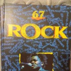Revistas de música: ROCK : NUM.67 - ESPECIAL :- TRACY CHAPMAN-SINEAD O'CONNOR-BANGLES. Lote 207082641