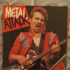 Revistas de música: METAL ATTACK:ESPECIAL PHOTO:IRON MAIDEN-ACCEPT-WASP-VENOM-DEEP PURPLE-KISS. Lote 207133867