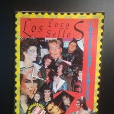 Revistas de música: SABADO GRAFICO LOS LOCOS SELLOS INDEPENDIENTES GRANDES MONOGRAFICOS 1982 PDELUXE. Lote 207339028