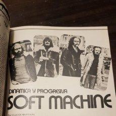 Revistas de música: SOFT MACHINE 1973. Lote 208324672