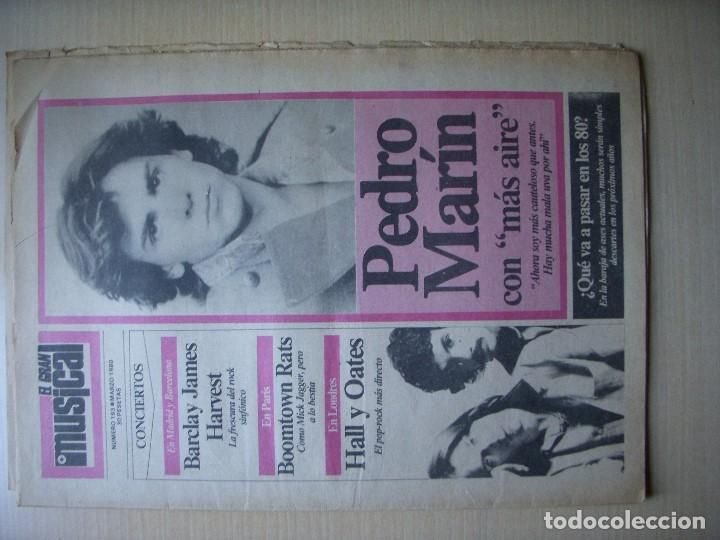 El Gran Musical Nº 193 Marzo 1980 Pedro Marín B Sold At Auction 209035766