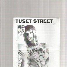 Revistas de música: TUSET STREET (CULTURA MOD) INCLUYE SAMPLER CASERO. Lote 209710043