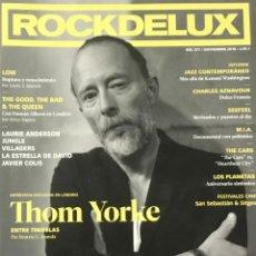 Revistas de música: ROCKDELUX - 377. Lote 210222878