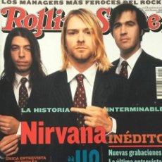 Revistas de música: ROLLING STONE - NUMERO 62. Lote 210223058