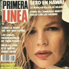 Revistas de música: PRIMERA LINEA - Nº 72. Lote 210223236