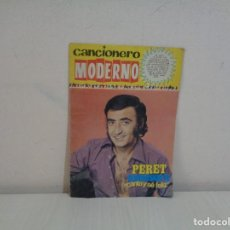 Revistas de música: CANCIONERO MODERNO --PERET- EUROVISION 74 - CANTA Y SER FALIX- EDICIONES ESTE- BCN-. Lote 211396644