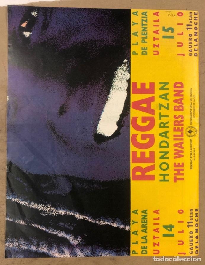 Revistas de música: EL TUBO N° 2 (JULIO '89). BARRICADA, DOCTOR DESEO, MCD, DELIRIUM TRMENS, LOS BICHOS, LOQUILLO LISTA - Foto 7 - 211629346