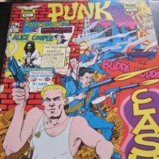 Revistas de música: PUNK Nº17 - ROLLING STONES,THE CLASH,ALICE COOPER,DAVID JOHANSEN,BREZNEV.... Lote 211782825