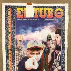 Revistas de música: EL TUBO N° 60 (DICIEMBRE 1994). LOS ENEMIGOS, BAP!, MILLIONS OF DEAD COPS, AMA SAY, LA TRAPERA. Lote 212222722