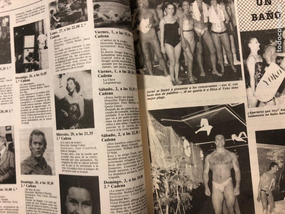 Revistas de música: CHIVATO N° 44 (1983) REVISTA Y GUÍA DEL OCIO DE BILBAO; LOLE Y MANUEL, ALMODÓVAR Y MCNAMARA,.. - Foto 6 - 212375700