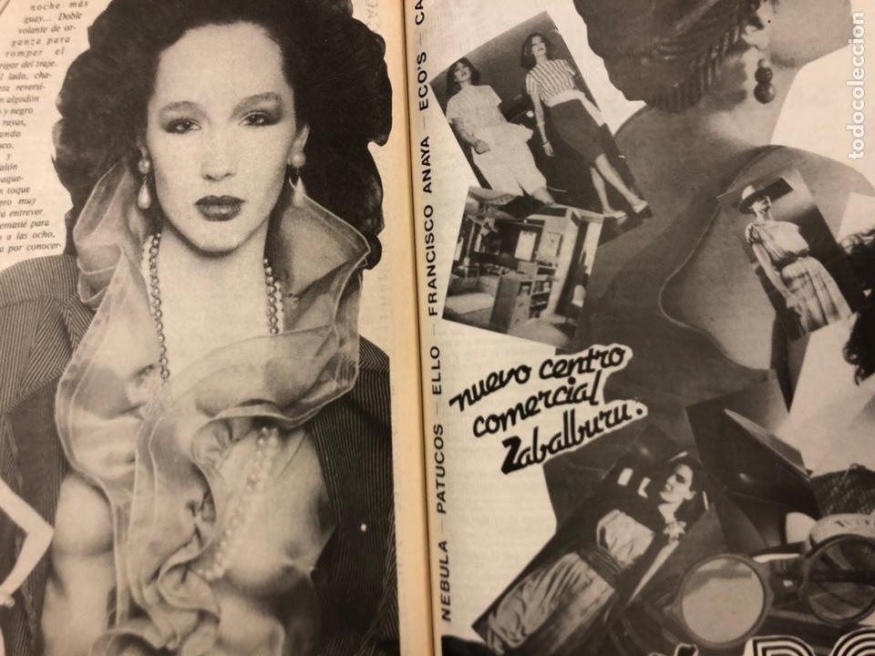 Revistas de música: CHIVATO N° 44 (1983) REVISTA Y GUÍA DEL OCIO DE BILBAO; LOLE Y MANUEL, ALMODÓVAR Y MCNAMARA,.. - Foto 11 - 212375700