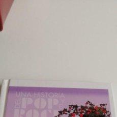 Magazines de musique: G-22 UNA HISTORIA DEL POP Y EL ROCK EN ESPAÑA LA CANCION MELODICA SOLO LIBRO FALTA LOS CD. Lote 213426196