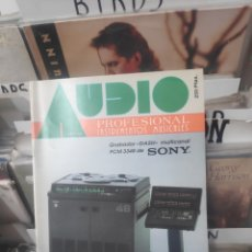 Revistas de música: AUDIO PROFESIONAL E INSTRUMENTOS MUSICALES ESPECIALES EXPOMÚSICA. Lote 213615858