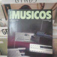 Revistas de música: PROFESIONAL MÚSICOS ENTREVISTA PEDRO MARTÍN 52. Lote 213615948