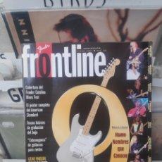 Revistas de música: FRONTLINE FENDER OTOÑO 1997 23. Lote 213616197