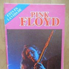 Magazines de musique: ESTA ES SU VIDA: PINK FLOYD (SPANISH MAGAZINE). Lote 214100547