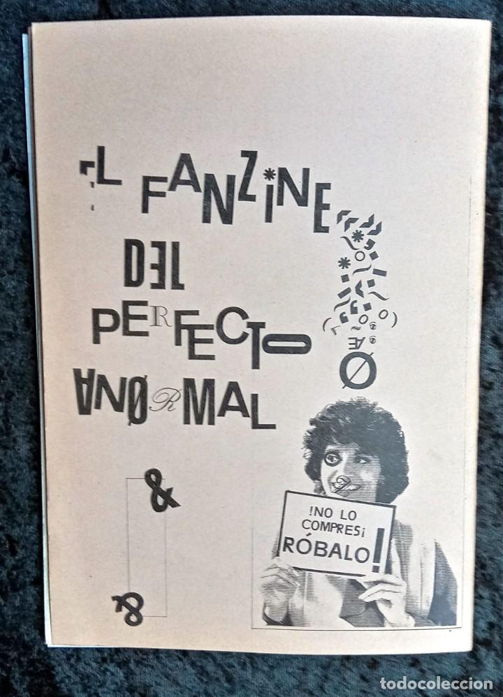 Revistas de música: LUBRIC CRONIC Nº 4 - FLASH - CURE - ECHO - SONS DAFRICA - GOLPES BAJOS - MONTESOL - CHAMALEONS - Foto 2 - 215246318