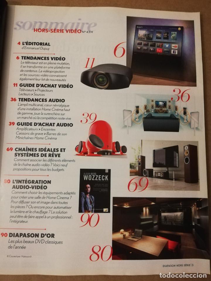 Revistas de música: REVISTA DIAPASON Nº 43 (SEPTEMBRE 2013) - Foto 2 - 215261490