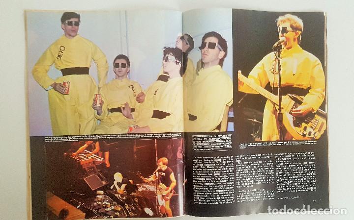 Revistas de música: REVISTA POPULAR 1 1979 SID VICIOUS DEVO NEW WAVE 1977 PETE TOWNSHEND MONDRAGON. Nº 69 Sin poster - Foto 4 - 216369810