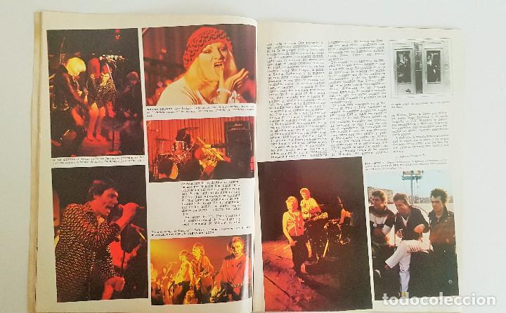 Revistas de música: REVISTA POPULAR 1 1979 SID VICIOUS DEVO NEW WAVE 1977 PETE TOWNSHEND MONDRAGON. Nº 69 Sin poster - Foto 3 - 216369810