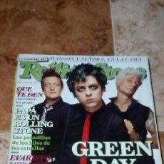 Revistas de música: ROLLING STONE GREEN DAY Nº67. Lote 217040663