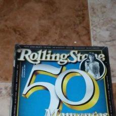 Revistas de música: ROLLING STONE 50 MOMENTOS QUE CAMBIARON LA HISTORIA DEL ROCK Nº 61 ESPECIAL. Lote 217040756