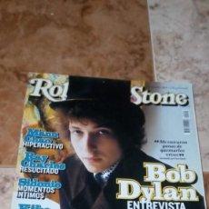Revistas de música: ROLLING STONE BOB DYLAN Nº64. Lote 217040950