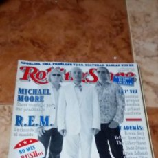 Revistas de música: ROLLING STONE REM Nº 60. Lote 217041007