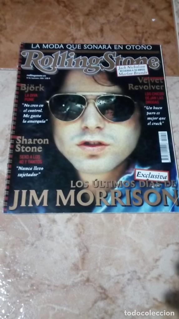 ROLLING STONE JIM MORRISON Nº 59 (Música - Revistas, Manuales y Cursos)