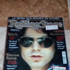 Revistas de música: ROLLING STONE JIM MORRISON Nº 59. Lote 217041626