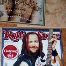 Revistas de música: ROLLING STONE SANTIAGO SEGURA ISI/DISI Nº41. Lote 217041873