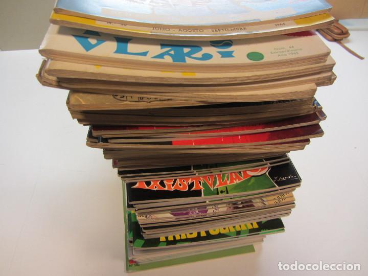 Revistas de música: Lote de 90 revistas Txistulari. Incluye índice. Partituras para Txistu. Años 60-90. 4€ unidad. - Foto 2 - 217089888