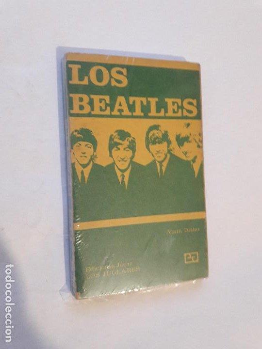 ALAIN DISTER. LOS BEATLES. JUCAR LOS JUGLARES,1ª EDIC,1973 1ºEDIC ESPAÑOLA BIOGRAFIA EDITADA EN ESP (Música - Revistas, Manuales y Cursos)