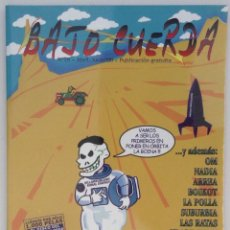 Revistas de música: BAJO CUERDA 28 ENTREVISTAS TRADE PUNK SUBURBIA SKABESHINA LA POLLA RECORD LOS MUERTOS DE CRISTO. Lote 218032165