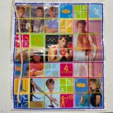 Revistas de música: BOLSA DE DEPORTE REGALO DE LA REVISTA SUPER POP 226. Lote 218084377