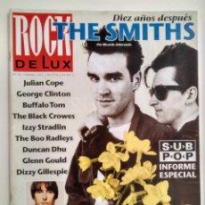 Revistas de música: REVISTA ROCK DE LUX. NÚMERO 94.. Lote 218876446