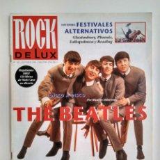 Revistas de música: REVISTA ROCK DE LUX. NÚMERO 101. Lote 218903397