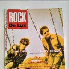 Revistas de música: REVISTA ROCK DE LUX. NÚMERO 112. Lote 218939571