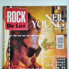Revistas de música: REVISTA ROCK DE LUX. NÚMERO 113. Lote 218939601