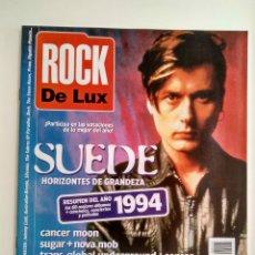 Revistas de música: REVISTA ROCK DE LUX. NÚMERO 115. Lote 218939651