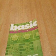 Magazines de musique: BASIC MULTITRACKING. PAUL WHITE. LIBRO EN INGLÉS.. Lote 219467266