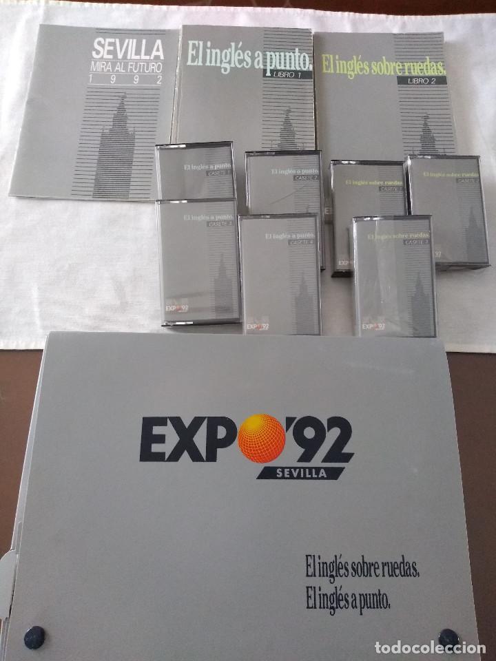 CURSO DE INGLES PARA TAXISTAS EXPO 92 (Música - Revistas, Manuales y Cursos)