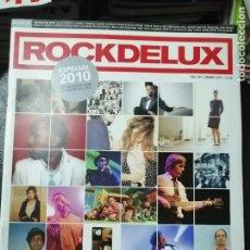 Revistas de música: ROCK DE LUX N. 291. ESPECIAL 2010. ENRIQUE MORENTE. MARIO PACHECO. SLY JOHNSON. Lote 220612170