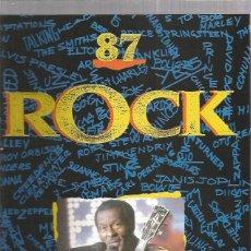 Revistas de música: ROCK FASCICULO Nº 87 BIO CHUCK BERRY. Lote 221292677