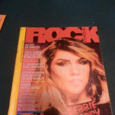 Revistas de música: ROCK ESPEZIAL Nº 2 OCT.1981 (DEBBIE HARRY-AC/DC-KING CRIMSON-NUEVOS ROMÁNTICOS-POLICE-JOHN CALE...). Lote 221334270